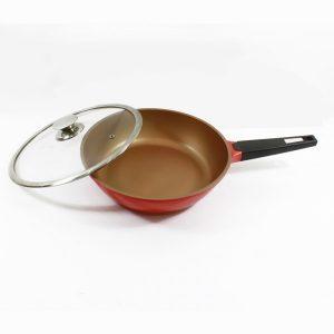 Chảo bếp từ Elmich chống dính EL6490 28cm