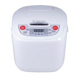 Nồi cơm điện Smartcook RCS-0026 dung tích 1,8 l chế độ ủ ấm 3 chiều thông minh